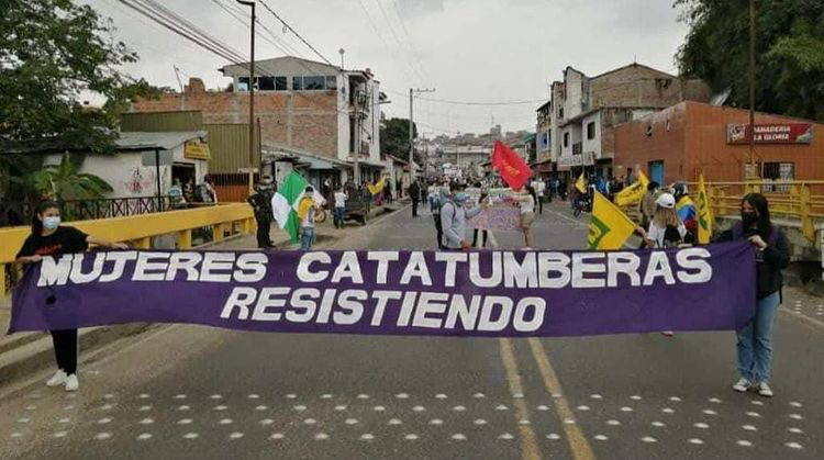A Devastating Month in Colombia
